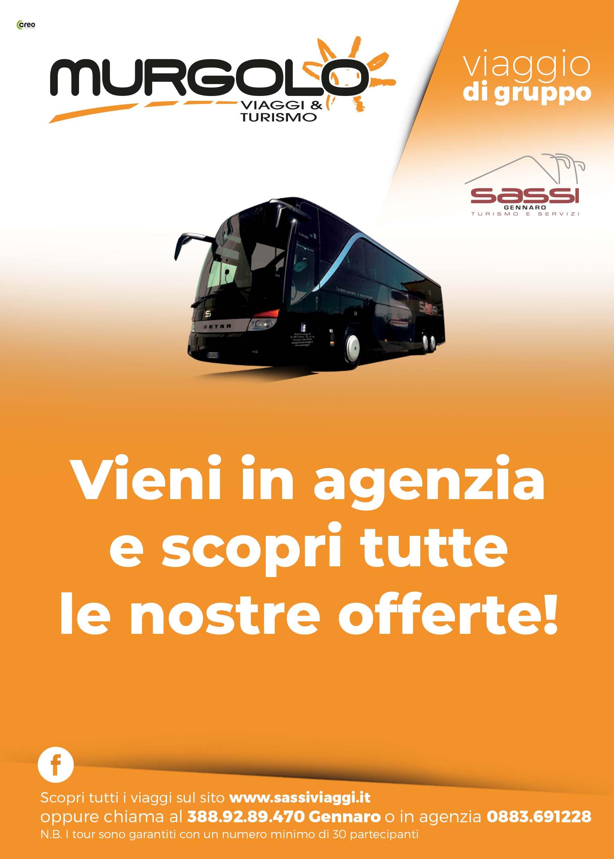 offerte viaggi 2018 agenzia murgolo
